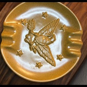 Other - Vintage American Eagle ash tray
